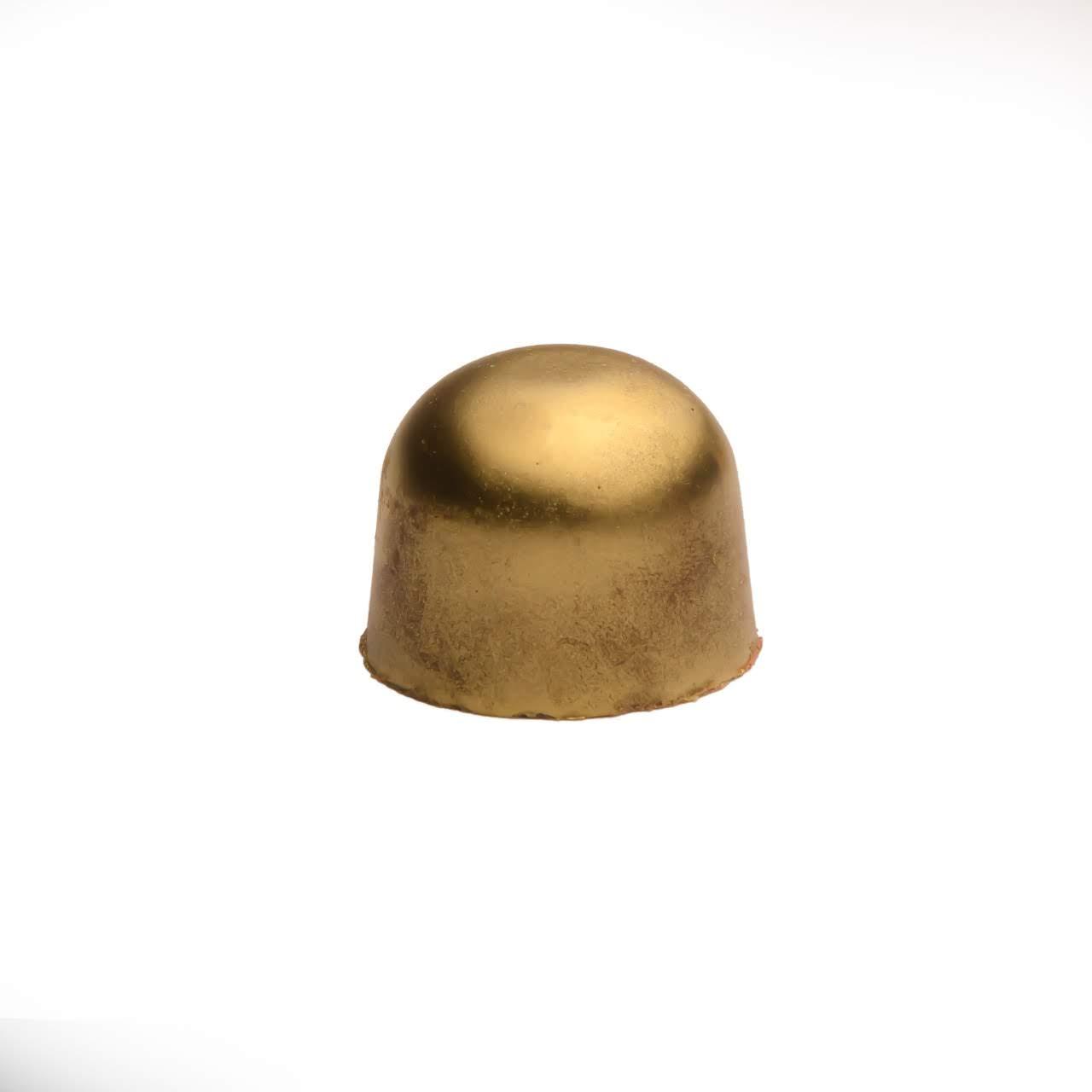 Bombom de uva  dourado R$ 2,10