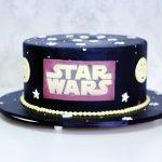 Bolo Fake Star Wars R$ 50,00