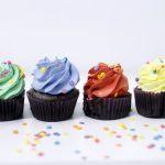 Cupcake Pequeno Personalizado – R$ 5,00