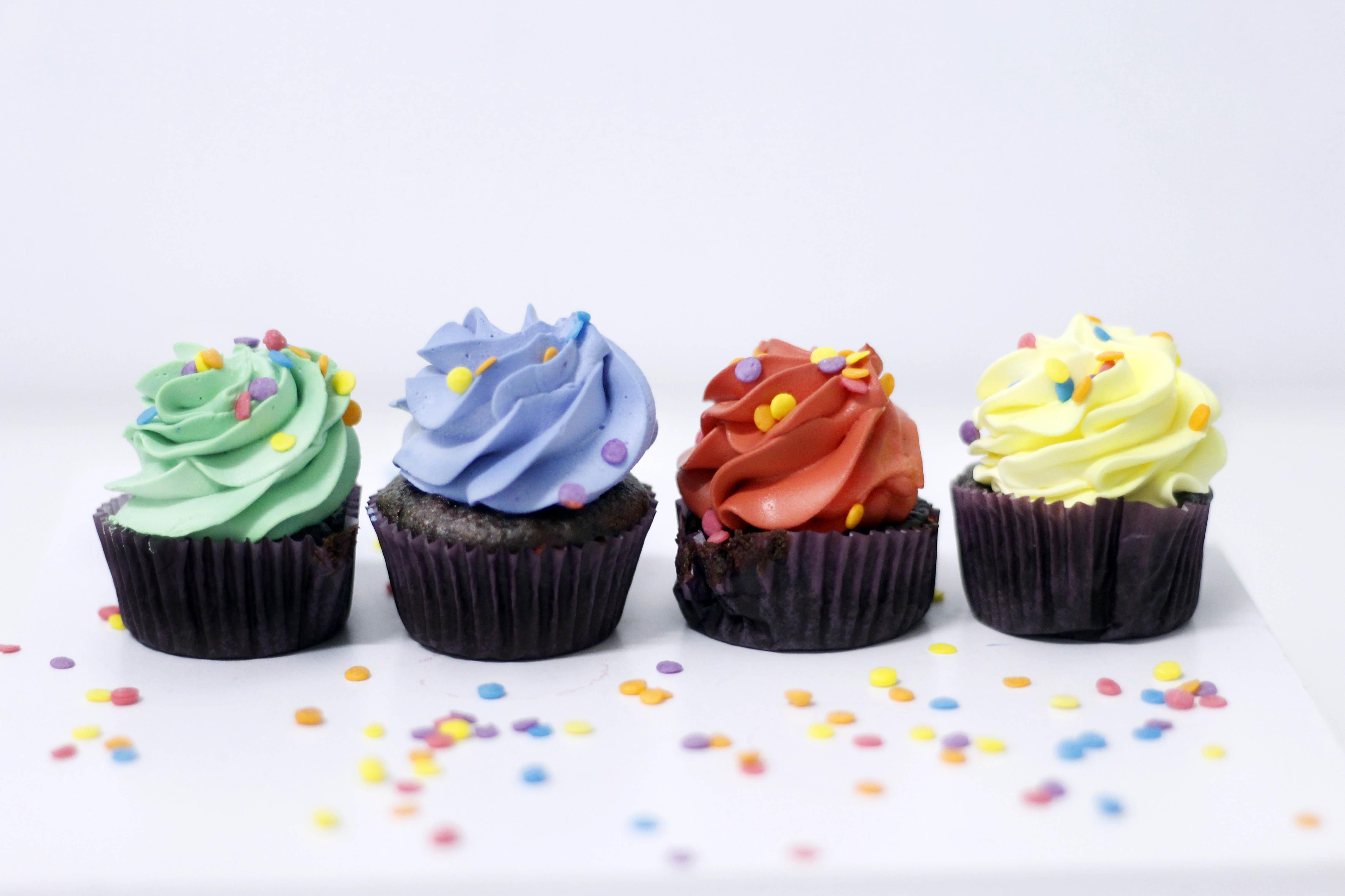 Cupcake Pequeno R$ 8,00