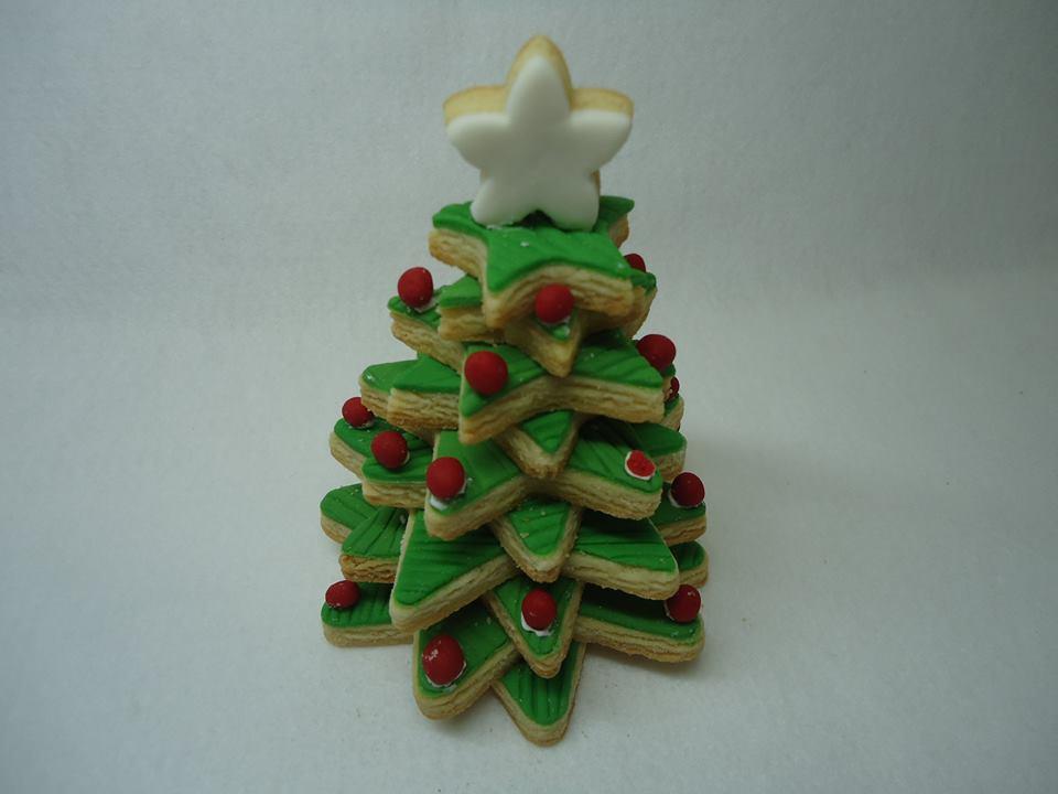 biscoito natalino