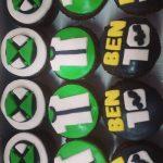 Cupcake Pequeno personalizado – R$8,00