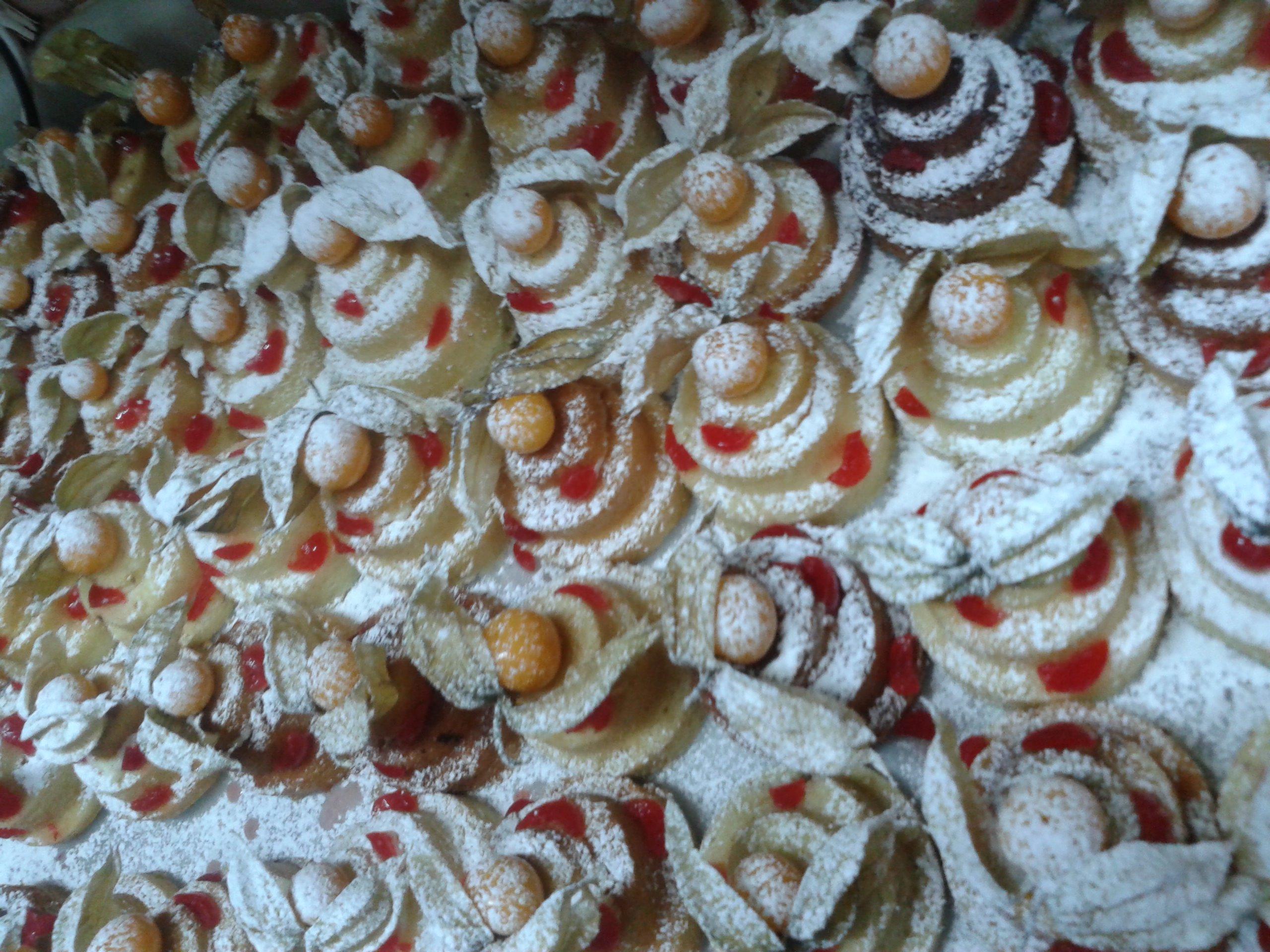 Mini Naked Cake – R$ 10,00