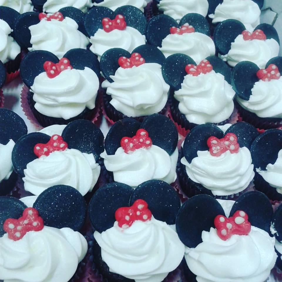 Cupcake Pequeno Personalizado – R$ 8,00