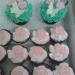 Cupcake Jardim Encantado – R$ 10,00