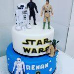 Bolo Star Wars R$ 120,00 kg