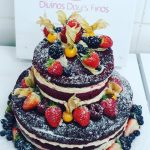 Naked Cake Red Velvet R$ 79,90kg