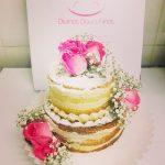 Naked Cake Leite Ninho com Morangos     –   R$79,90kg