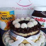 Naked Cake Leite Ninho e Nutella – R$ 79,90kg