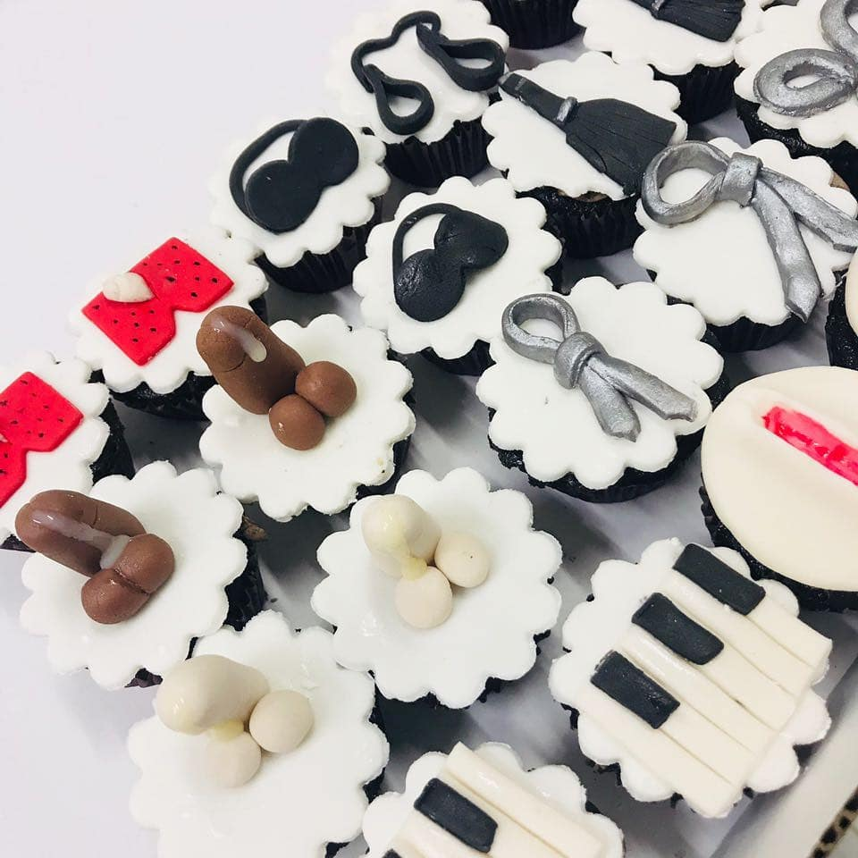 Cupcake Despedida de Solteira – R$ 8,00
