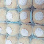 Brigadeiro leite ninho e uva R$1,90