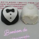 Trufa Noiva e Noivo R$4,50