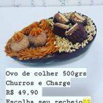 Ovo de Páscoa de colher R$49,90