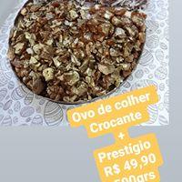 Ovo de Páscoa de colher R$79,90